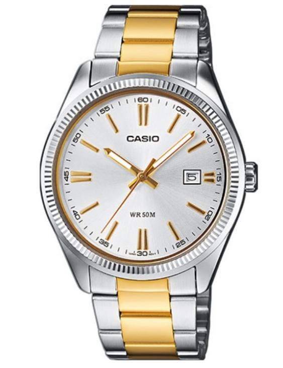 Reloj CASIO MTP-1302PSG-7AVEF Acero Bicolor Hombre