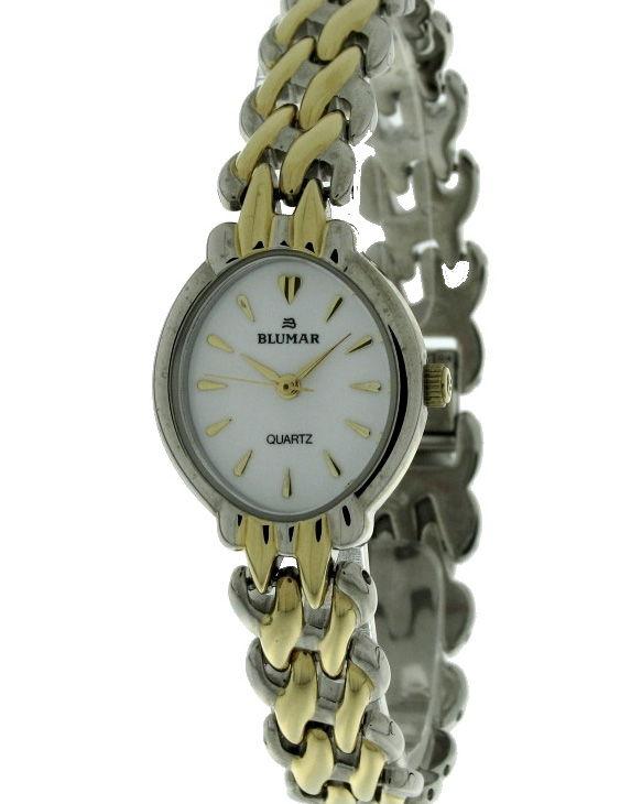 Reloj BLUMAR 0240039-1 Brazalete Acero Bicolor Mujer