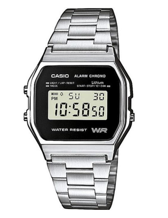 Reloj CASIO A158WEA-1EF Digital Unisex