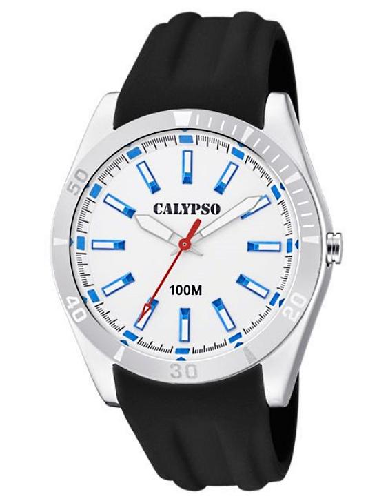 Reloj CALYPSO K5763/1 Caucho Hombre