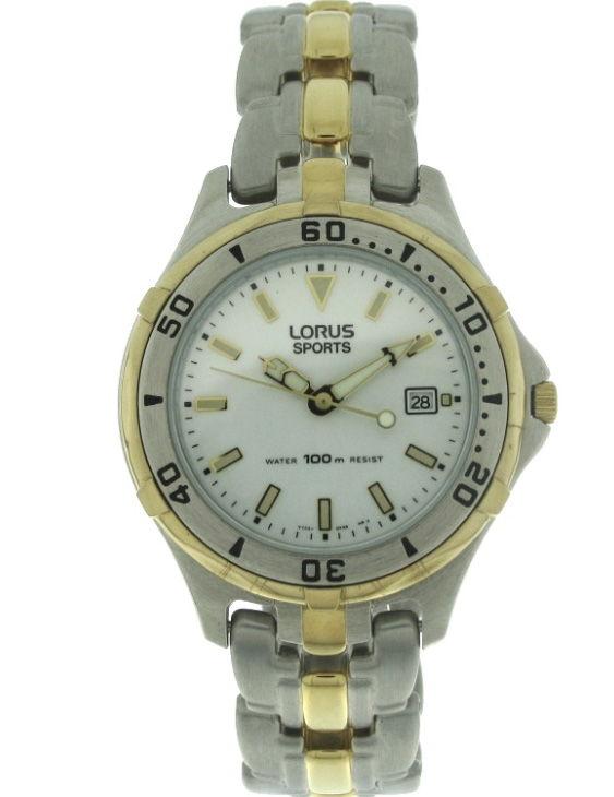 Reloj LORUS RXD316L-9  Brazalete Acero Hombre