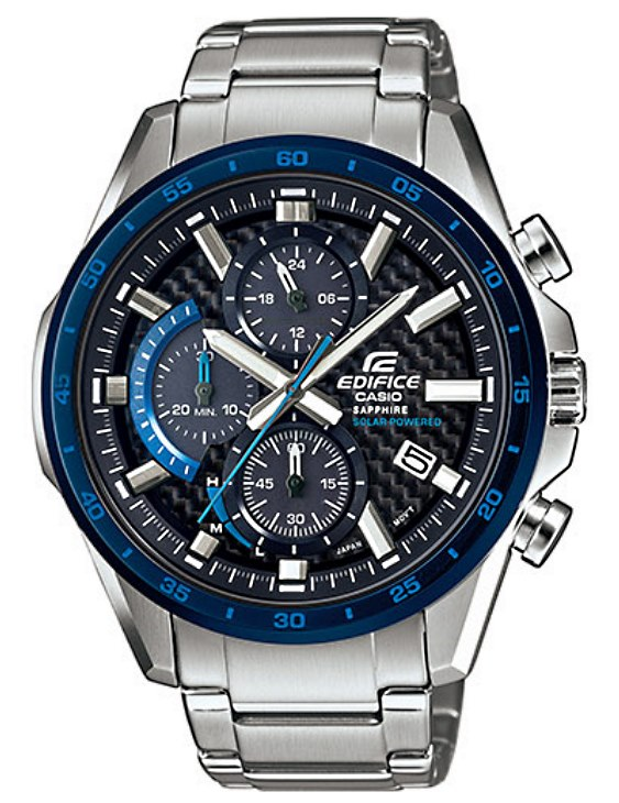 Reloj CASIO EFS-S540DB-1BUEF EDIFICE SOLAR Cronógrafo Acero Hombre