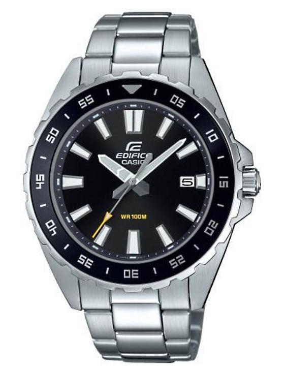 Reloj CASIO EFV-130D-1AVUEF EDIFICE Acero Hombre