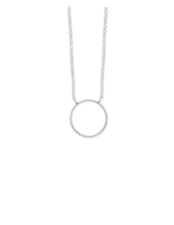 Collar LISKA LAD7109CL Plata Mujer