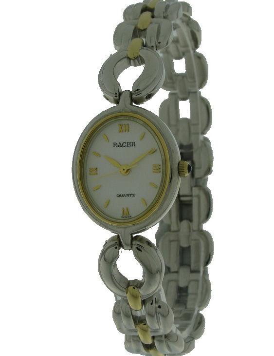 Reloj RACER HM5V018 Brazalete Acero Bicolor Mujer