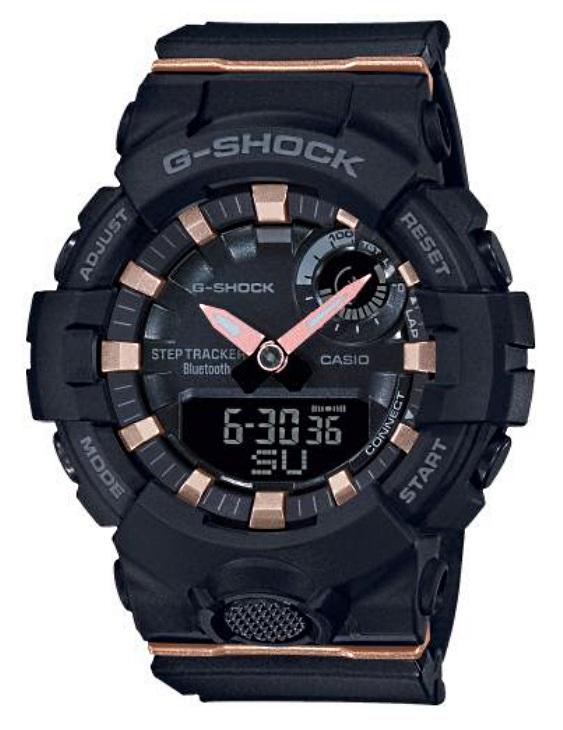 Reloj CASIO GMA-B800-1AER G-SHOCK Smartphone time Unisex.
