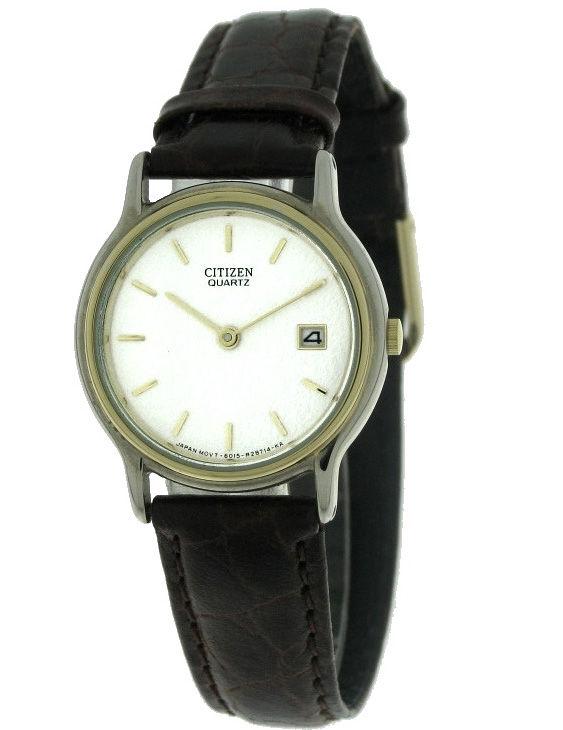 Reloj CITIZEN ED-3964-33A Correa Piel Mujer