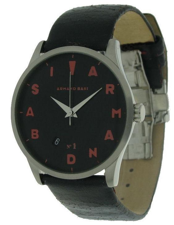 Reloj ARMAND BASI A-0001-LTD Correa Piel Hombre
