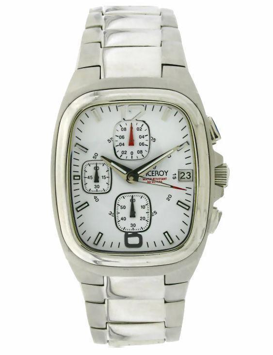 Reloj VICEROY 43493-05 ENRIQUE IGLESIAS Cronografo Brazalete Acero Hombre
