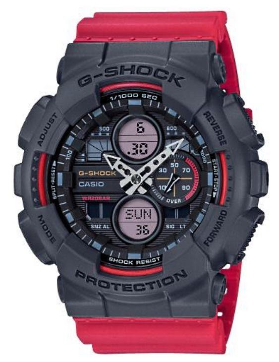Reloj CASIO GA-140-4AER G-SHOCK Digital Hombre