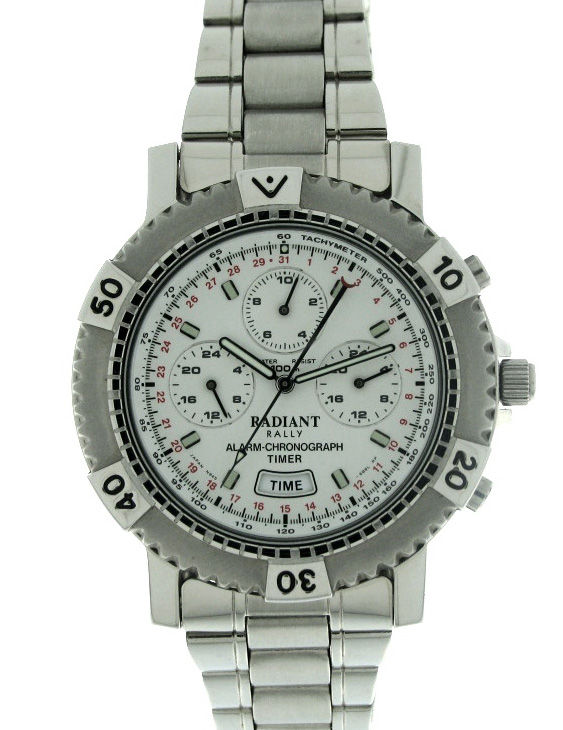 Reloj RADIANT 5012013-3 Brazalete Acero Hombre