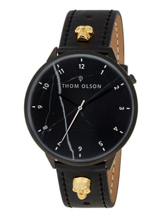 Reloj THOM OLSON CTBO015 Alloy Correa Piel Mujer.