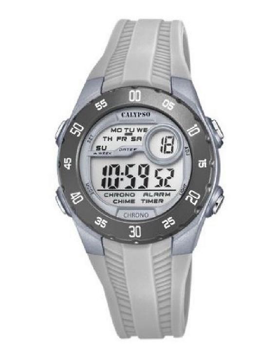 Reloj Calypso K5744/4 Cronografo Alarma Hombre