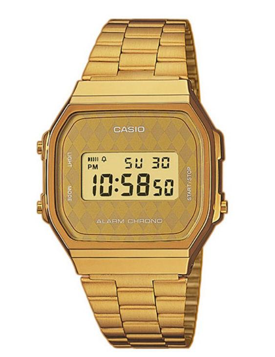 Reloj CASIO A168WG-9BWEF Digital Unisex