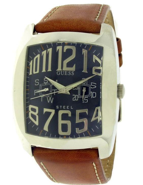 Reloj GUESS 95215G3 Multifunción Correa Piel Hombre