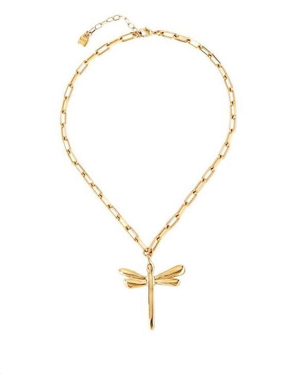 Collar UNO DE 50 COL1574ORO0000U Metal con Baño de Oro Mujer