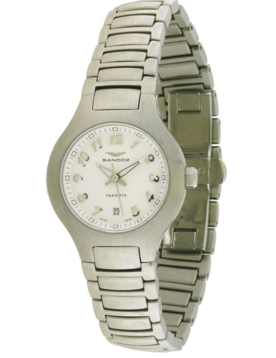 Reloj SANDOZ 81208-00 Brazalete Acero Mujer