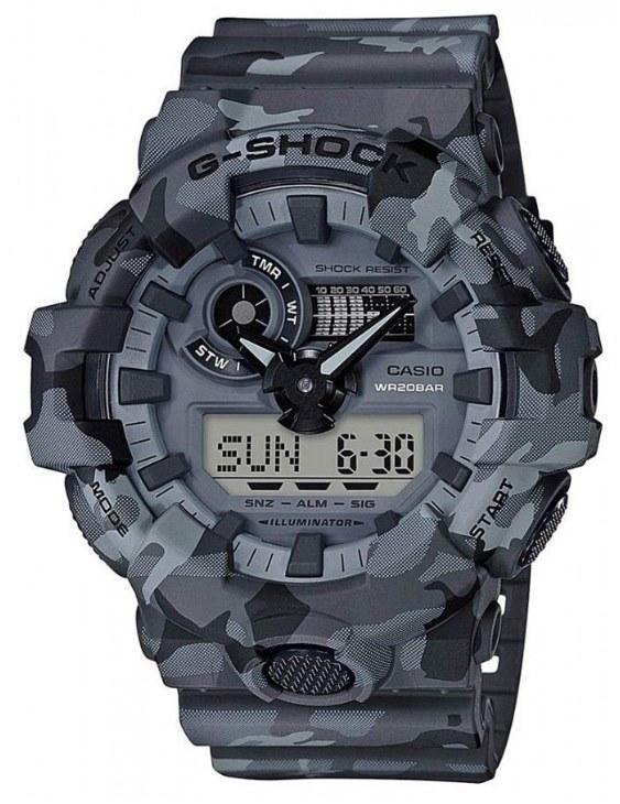 Reloj CASIO GA-700CM-8AER G-SHOCK Digital Hombre