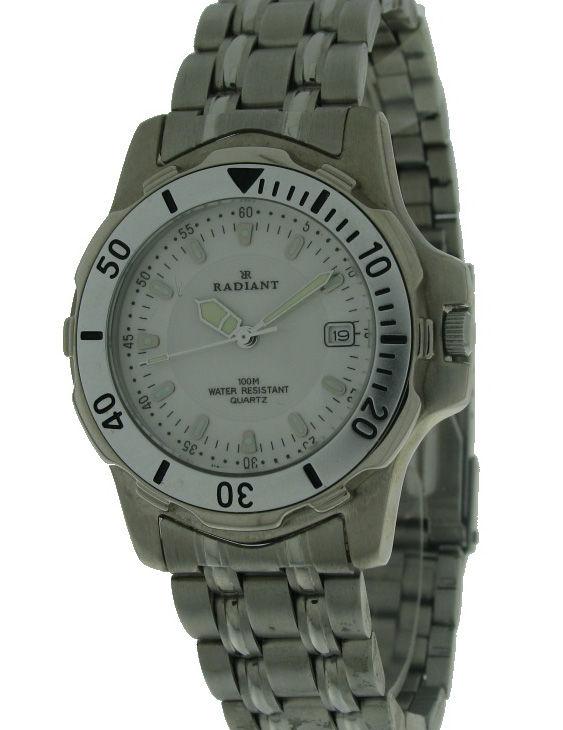 Reloj RADIANT 4150330-1 Brazalete Acero Hombre