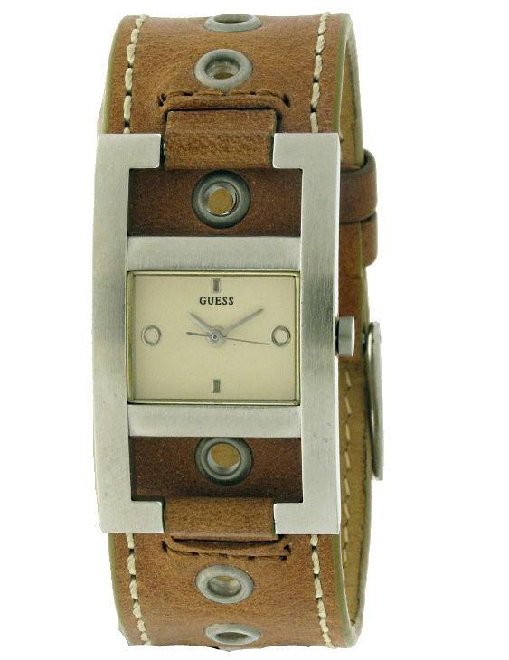 Reloj GUESS 65177L3 Correa Piel Mujer
