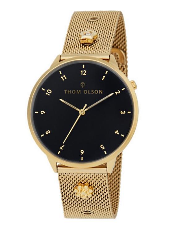 Reloj THOM OLSON CTBO003 Acero Mujer.