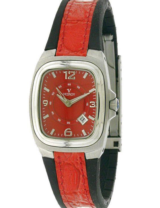 Reloj VICEROY 43488-95 ENRIQUE IGLESIAS Brazalete Piel Caucho Mujer