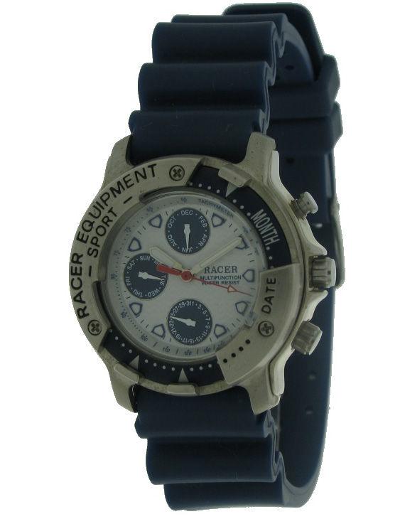 Reloj RACER G6M721 Multifuncion Correa Caucho Junior