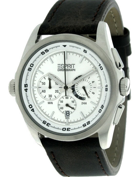 Reloj ESPRIT ESR0031 Cronografo Correa Piel Hombre