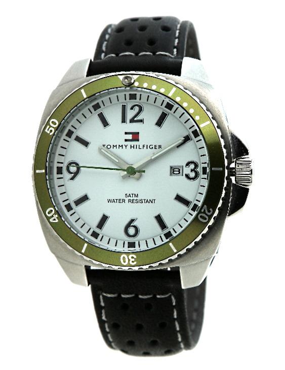 Reloj TOMMY HILFIGER 1790557 Correa piel Hombre
