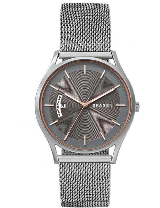 Reloj SKAGEN SKW6396 HOLST Brazalete de Acero Hombre