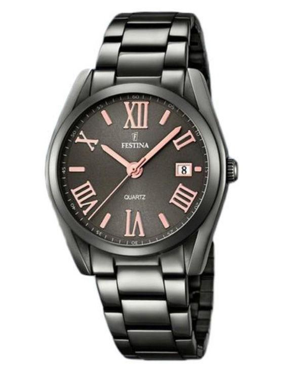 Reloj FESTINA F16866/1 BOYFRIEND Acero Mujer