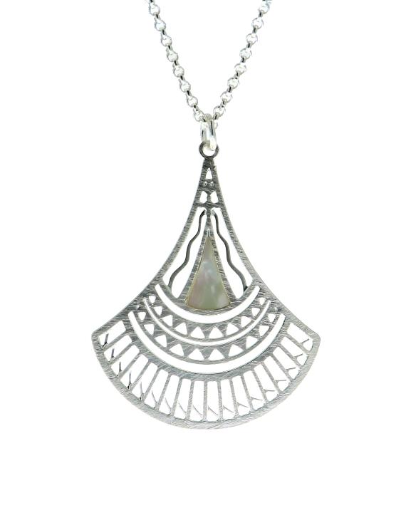 Collar VIDAL&VIDAL X2470939 Metal Antialérgico con Baño de Plata