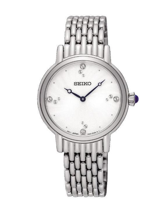 Reloj SEIKO SFQ805P1 LADIES Acero Mujer