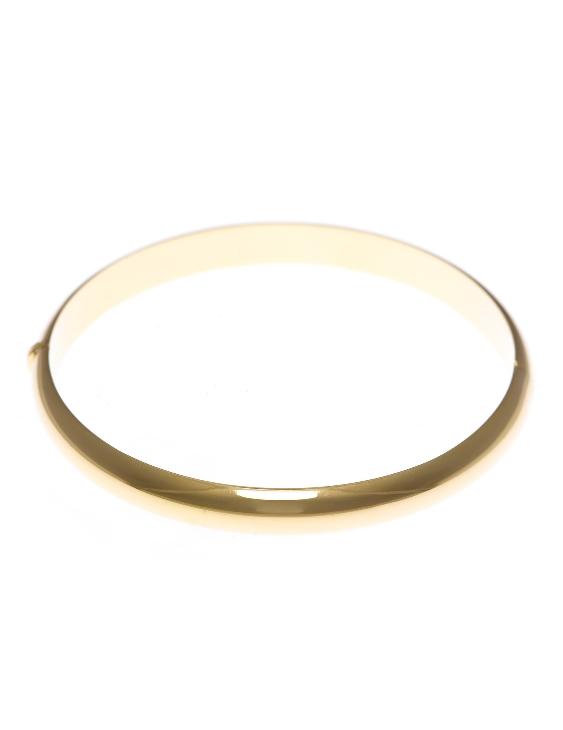 Pulsera SALVATORE 254P0002 Plata con Baño de Oro Mujer