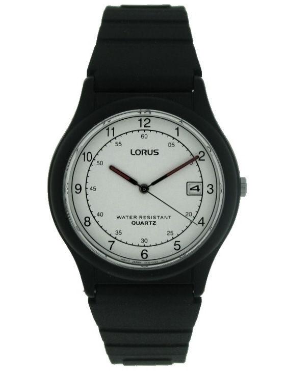 Reloj Lorus RPU157-9 Correa Caucho Hombre