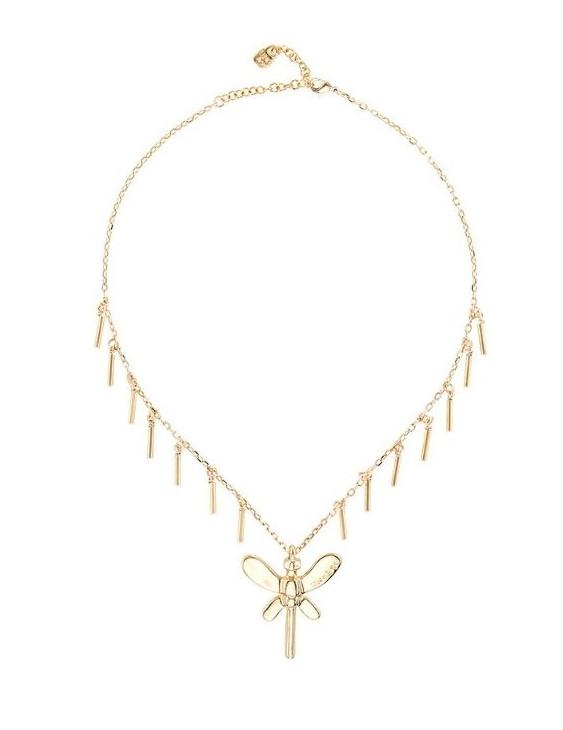 Collar UNO DE 50 COL1514ORO0000U Metal con Baño de Oro Mujer