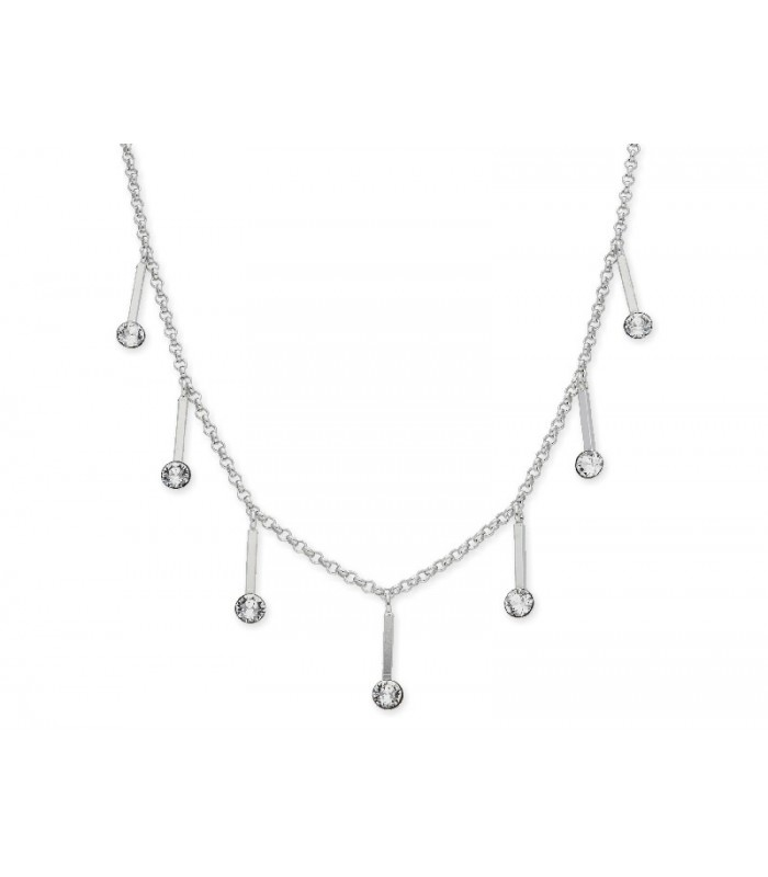 Collar LISKA SWAROVSKI ELEMENTS LSW4241CL Plata Mujer