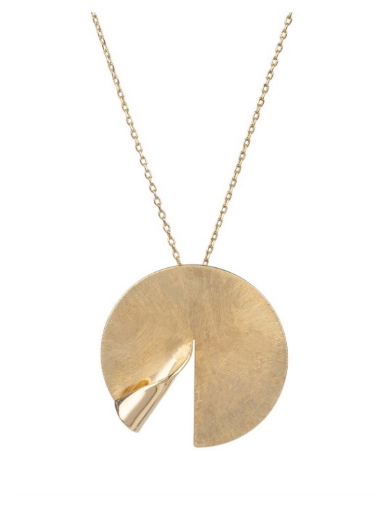 Collar VIDAL&VIDAL X4600860 Metal Antialérgico con Baño de Oro Mujer