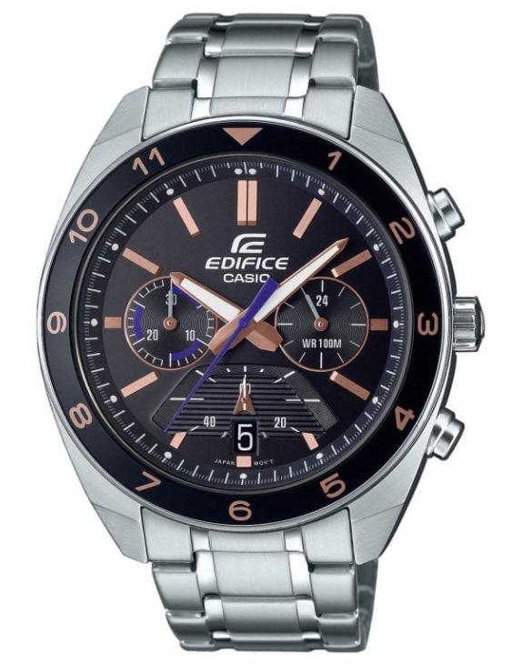 Reloj CASIO EFV-590D-1AVUEF EDIFICE Cronógrafo Acero Hombre