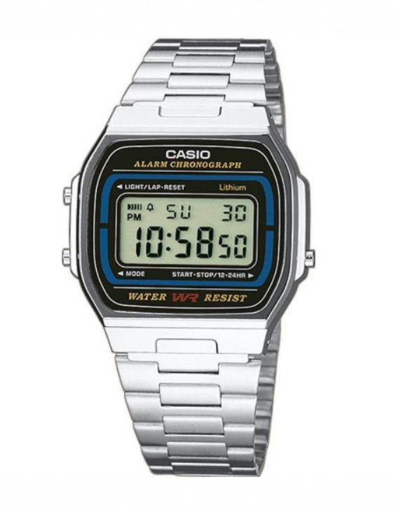 Reloj CASIO A164WA-1VES Digital Unisex
