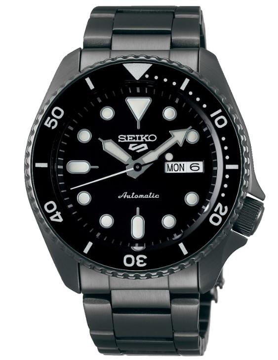 Reloj SeikoSRPD65K1 5 SPORTS Automatico Acero Hombre