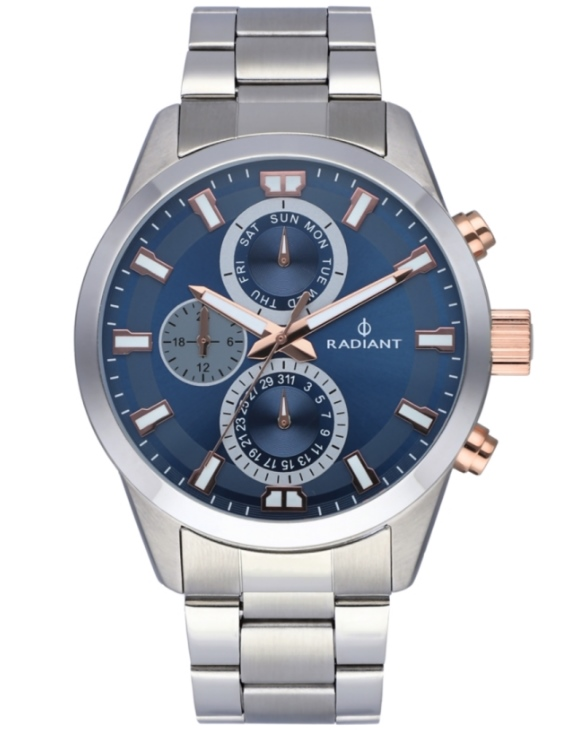 Reloj RADIANT RA480204 GUARDIAN Multifunción Acero Hombre