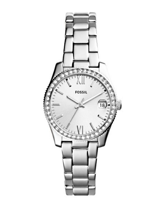 Reloj FOSSIL ES4317 SCARLETTE Brazalete Acero con Circonitas Mujer