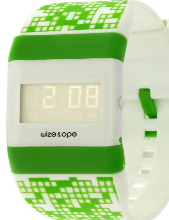 Reloj WIZE AND OPE WO-PK-1 Digital Correa Poliuretano Unisex