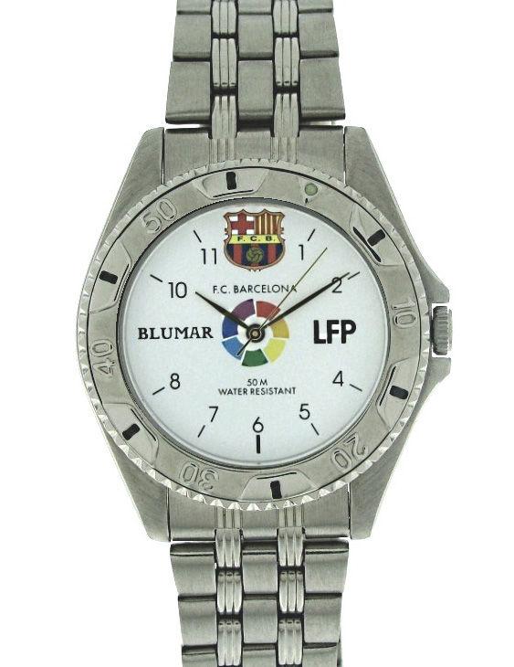 Reloj BLUMAR 404-BETI-1  F.C.BARCELONA Armi Acero Hombre