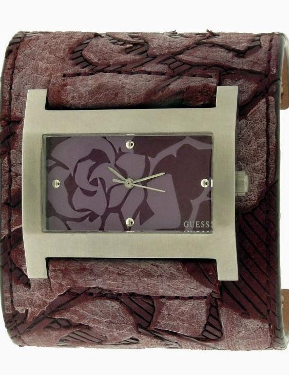 Reloj GUESS 80278L3 Correa Piel Mujer