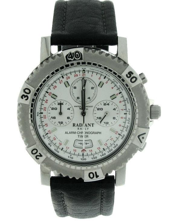 ReloJ RADIANT 5010013-0 Cronografo Correa Piel Hombre