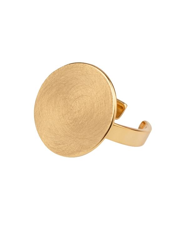 Anillo VIDAL&VIDAL X453321618 Metal Antialérgico con Baño de Oro