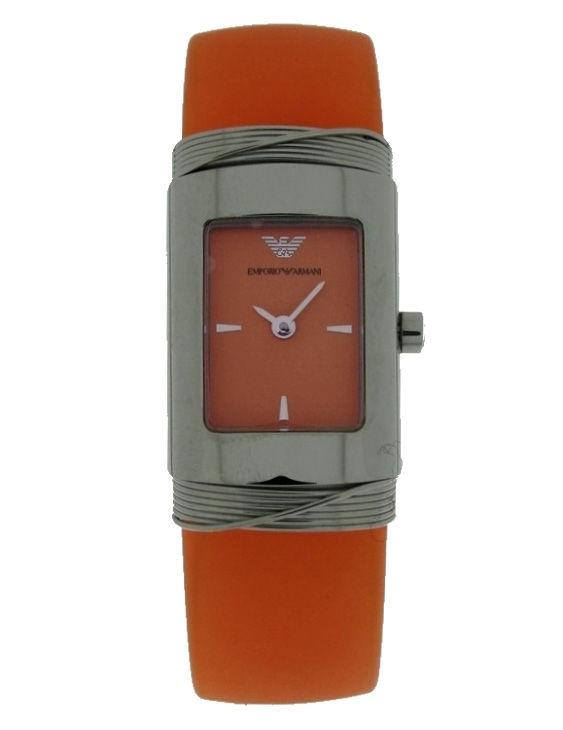 Reloj EMPORIO ARMANI AR1025 Correa Caucho Mujer