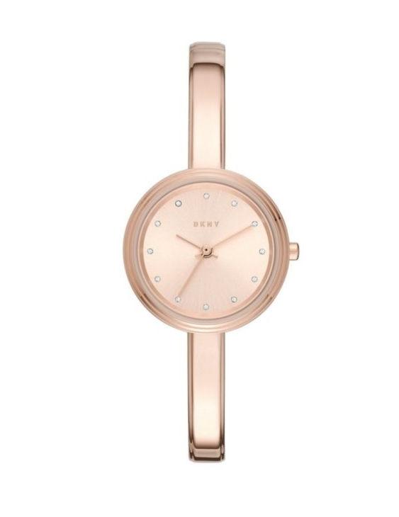 Reloj DKNY NY2600 MURRAY Acero IP Rosa Mujer